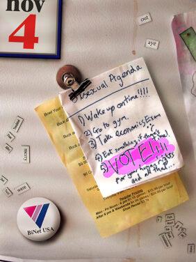 Election Day Whiplash