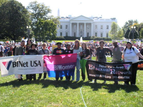 My Experience At The National Equality March