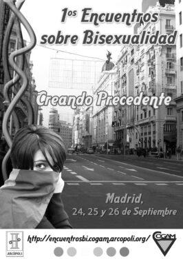 Bi Women Around the World: Elena Marcos, Alcalá de Henares, Spain