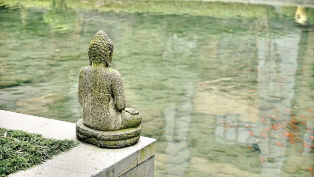 A Raging Buddhist
