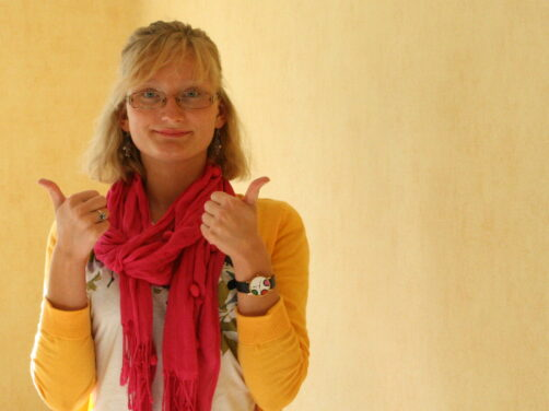 Bi Women Around the World: Janika Saul, Estonia