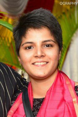 Around the World: Sonal Giani (India)