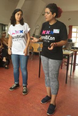 Around the World: Iran and Bisexual Activism