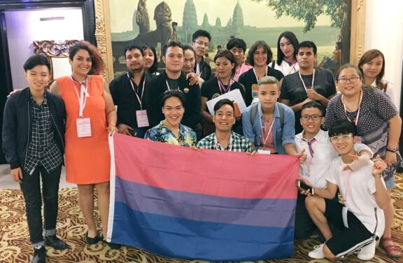 Around the World: The First Ever Bi Pre-Conference at ILGA Asia