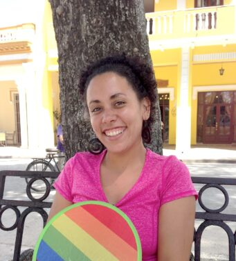 Around the World: Maria Santiaguera, Santiago, Cuba