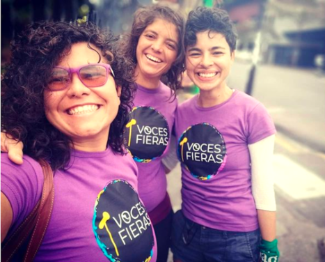 Around the World: Voces Fieras, Costa Rica