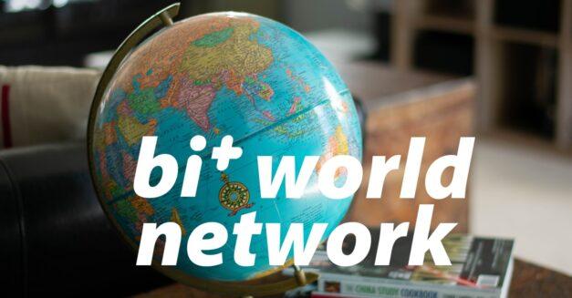 New: World Bi+ Meetups