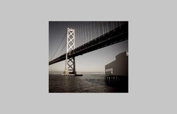 """Bay Bridge & Pier 24, San Francisco"""