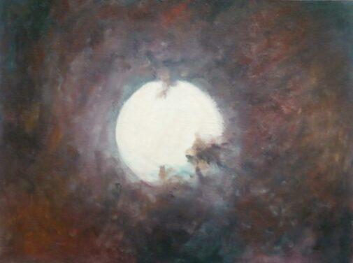 """""""Moon"""" by Jo-Anne Carlson"""